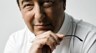 Joan Roca: Cocinar es humano.