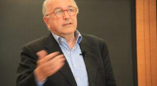 Joaquín Almunia: Valores, principios y buena política para los tiempos de crisis